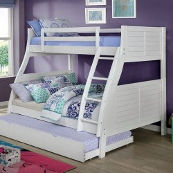 CM-BK963WH Hoople Bunk Bed