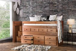 AM-BK601 CLEO TWIN CAPTAIN BED