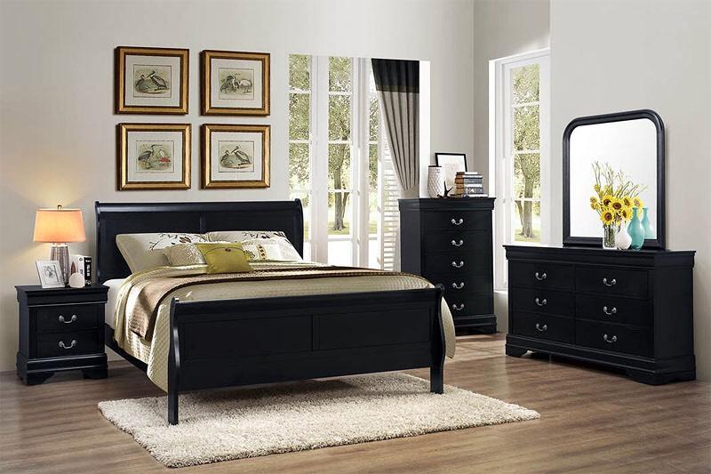Hardwood Bedroom Sets Comfort Spot North Texas Furniture
